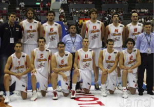 The history of the Spanish National Basketball Team (1935 – 2011) – Part 3 fox sports stories foxsports foxsportsstories.com